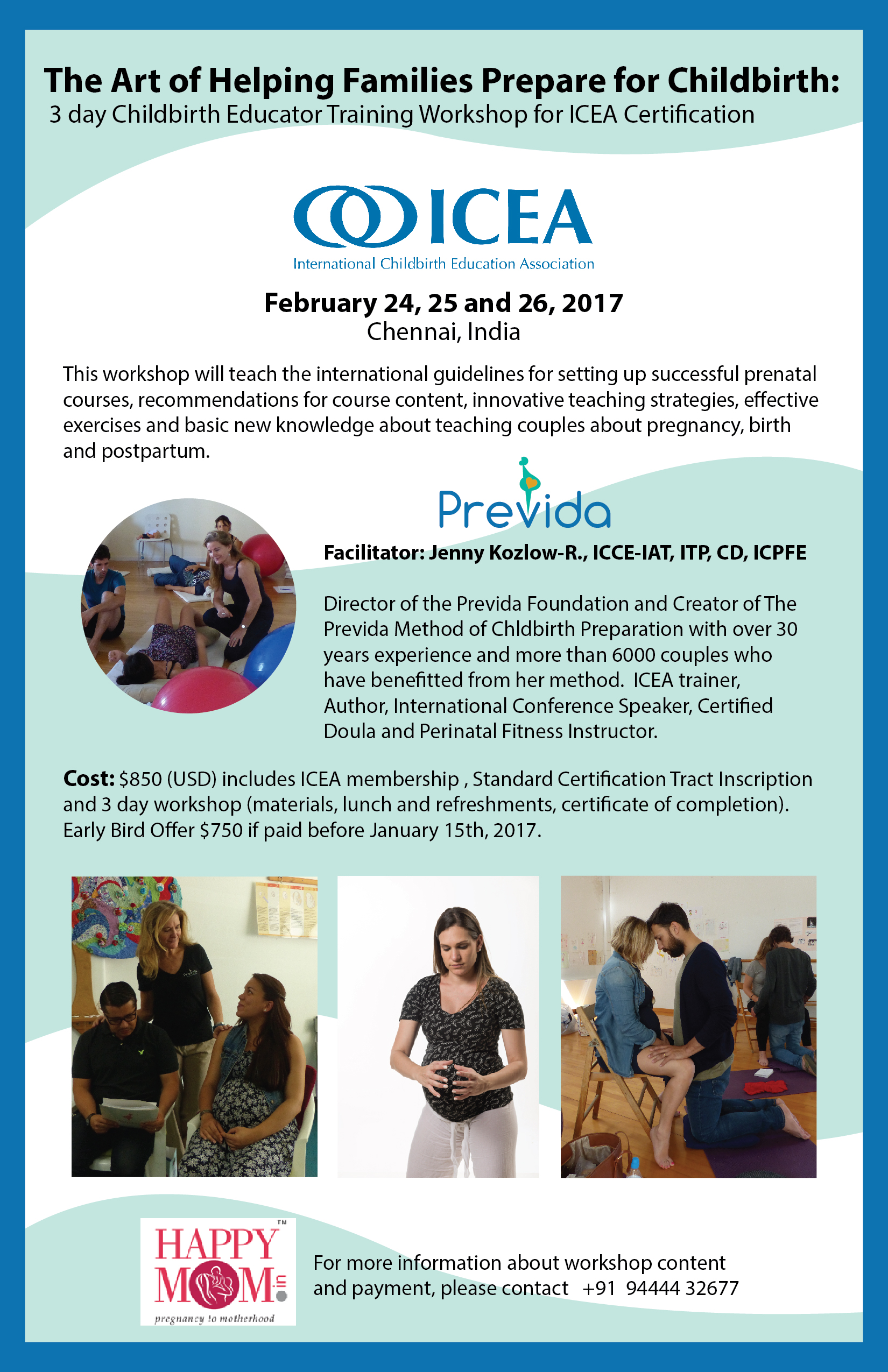 previda 2017 workshop